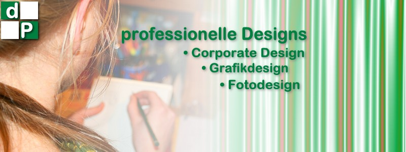 professionelle Designs - Corporate Design, Grafikdesign, Fotodesign